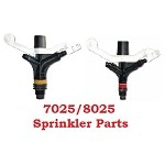 8025 Impact Sprinkler Complete Bearing Assembly