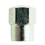 S435 Milton Chrome Plated Valve Cap