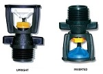 Rotating Mini-Wobbler Sprinkler (0.42 to 2.61 gpm)