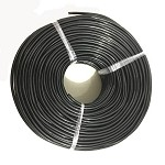 Black Flex Tubing (1,000 ft) Roll